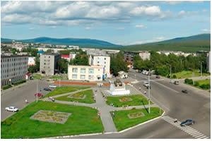 Такси Мурманск-Кандалакша