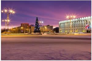 Такси Мурманск-Мончегорск
