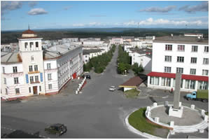 Такси Мурманск-Никель